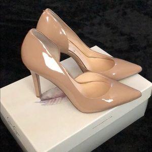 Nude heels (3.75 inch heel) in a size 6